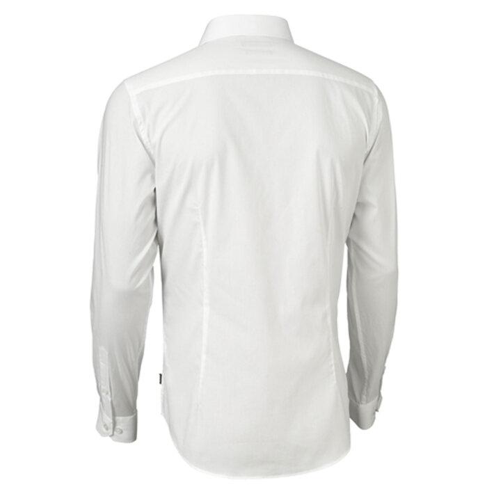 Black Robo Stretch Shirt  Matinique  Skjorter