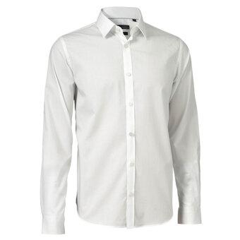 Matinique - Matinique - Robo N | Skjorte Sort/Hvid/Lyseblå