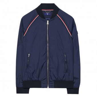 Gant - Gant - The Bow Man Jacket | Marine
