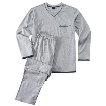 Seidensticker  - Seidensticker - Pyjamas   Grå