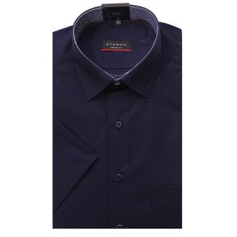 Eterna - Eterna - 8500M K/Æ | Modern fit Skjorte Marineblå