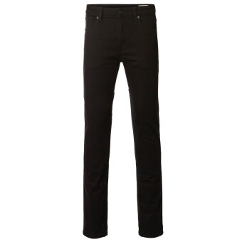 Selected - Selected - SHN Slim Leon | Jeans Sort