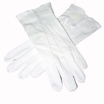 Randers Handskefabrik - Randers Handsker - Kjolehandske | Hvid