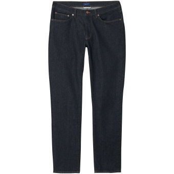Gant - Gant - Slim Straight | Jeans Dark Blue