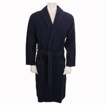 Hugo Boss - Hugo Boss - Heritage Gown | Badekåbe Blue