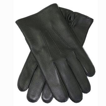 Randers Handskefabrik - Randers Handske - Lam 401507 | Skindhandsker Sort