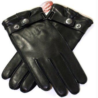 Randers Handskefabrik - Randers Handske - Lam 400243 | Skindhandsker Sort