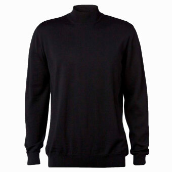 Clipper - Clipper - Turtleneck | Strik Navy Blå