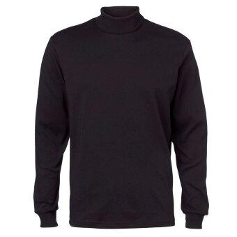 Clipper - Clipper - T-shirt Rullekrave | Sort