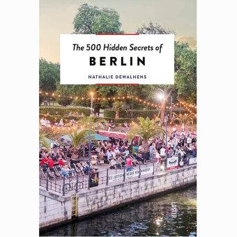 New Mags - Nathalie Dewalhens - The 500 Hiden Secrets of Berlin | Bog
