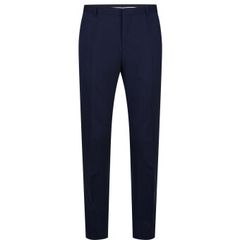 Calvin Klein  - Calvin Klein - Slim Wool Stretch | Habit Buks Ink Blue