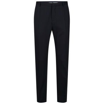 Calvin Klein  - Calvin Klein - Slim Wool Stretch | Habit Buks Navy