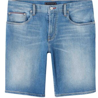 Tommy Hilfiger  - Tommy Hilfiger - Straight Fit Denim | Shorts Ivre Blue