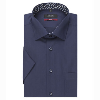 Seidensticker  - Seidensticker - 119699 | K/Æ Modern Fit Skjorte 19 Blå