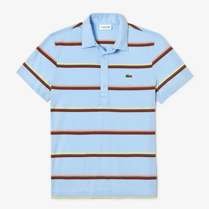 Lacoste - Lacoste - DH4384 | Polo T-shirt Multic