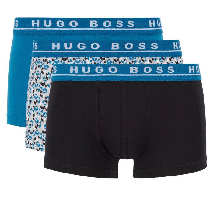 Hugo Boss - Hugo Boss - Trunk 3-pack | Tights Fv.997