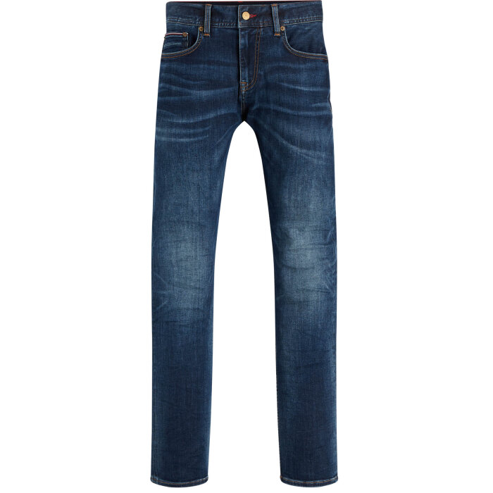 Tommy Hilfiger  - Tommy Hilfiger - Faded | Extra Slim Fit Jeans Port Blue