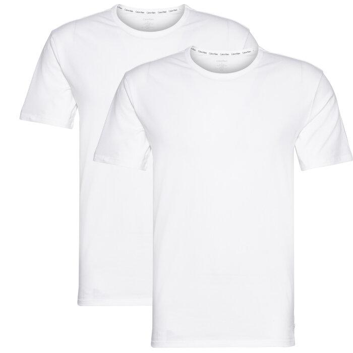 Calvin Klein  - Calvin Klein - T-shirt 2-pack   White