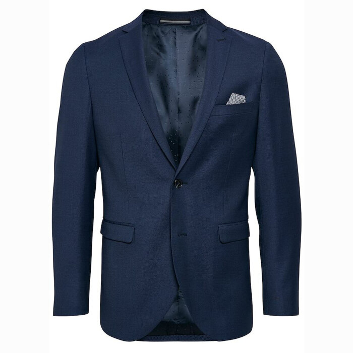Matinique - Matinique - George F | Blazer Jakke Ink Blue