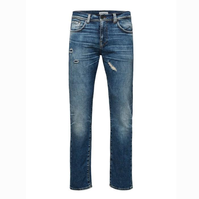 Selected - Selected - 16069661   Jeans Medium Blue Denim
