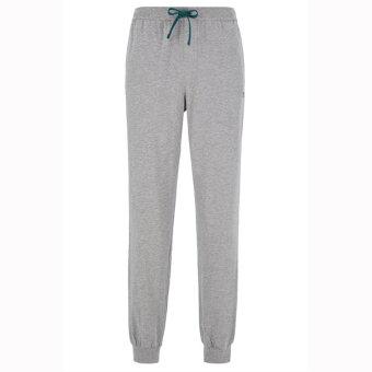 Hugo Boss - Hugo Boss - Cuffed Loungewear | Pyjamasbuks Medium Grey