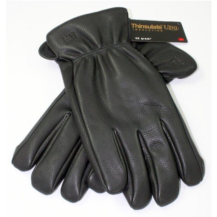 Randers Handskefabrik - Randers Handske - Hjort 400298 | Skindhandske Sort