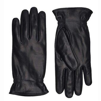Randers Handskefabrik - Randers Handske - Lam 402161 | Skindhandske Sort