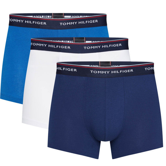 Tommy Hilfiger  - Tommy Hilfiger - 3 Pack | Tights OWS