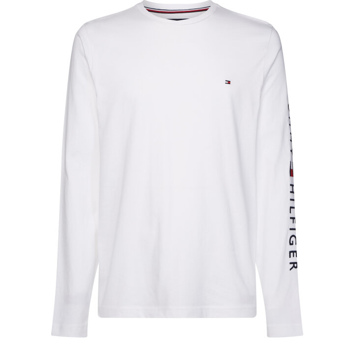 Tommy Hilfiger  - Tommy Hilfiger - Long Sleeve | T-shirt White