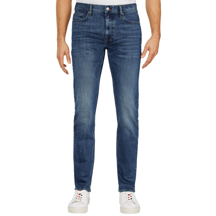 Tommy Hilfiger  - Tommy Hilfiger - Tapered Fit | Jeans Labra Blue