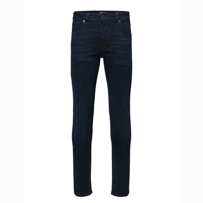 Selected - Selected - Slim Fit | Jeans Blue Black Denim