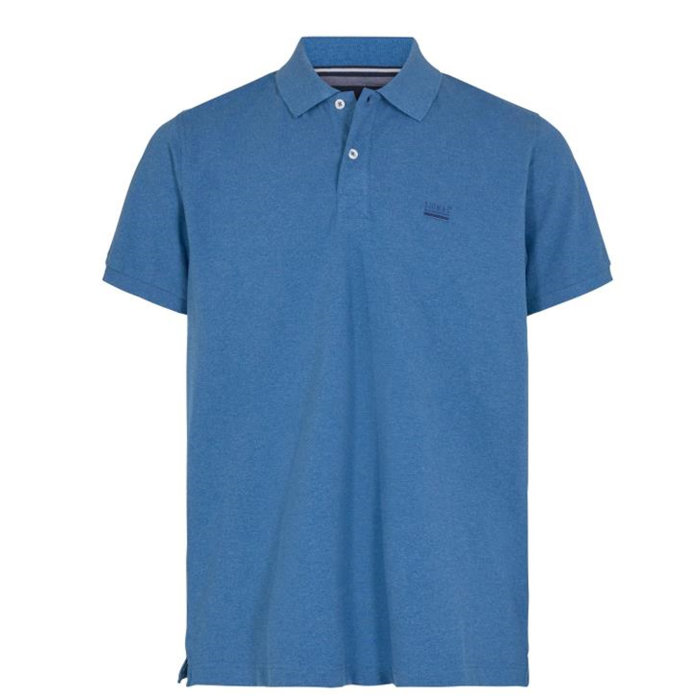 Signal - Signal - Nicky | Polo T-shirt Island Blue