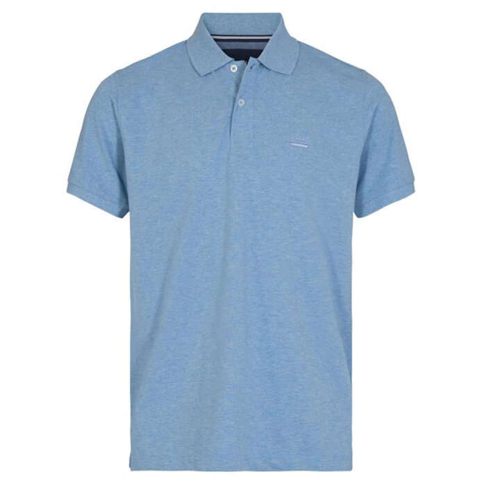 Signal - Signal - Nicky | Polo T-shirt Allure Blue Mel