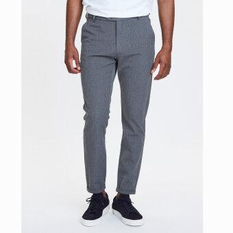 LES DEUX - Les Deux - Como Suit Pants | Bukser Grey Melange