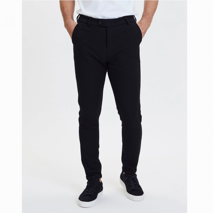 LES DEUX - Les Deux - Como Suit Pants   Bukser Navy