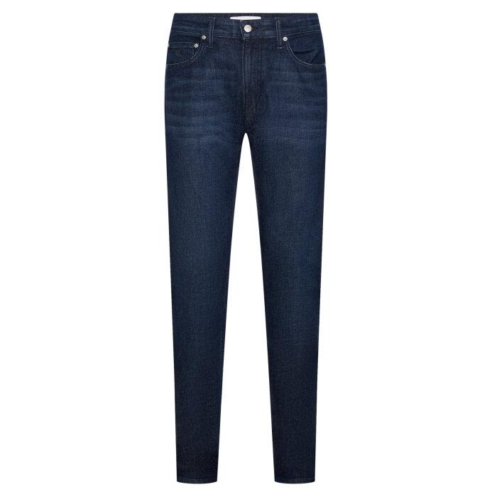 Calvin Klein  - Calvin Klein - CKJ026 | Slim Jeans Dark Blue