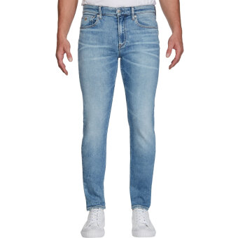 Calvin Klein  - Calvin Klein - CKJ058 | Slim Tapered Jeans Light Blue