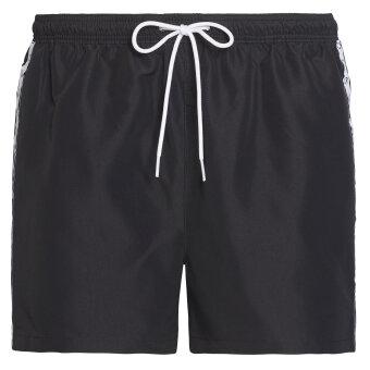 Calvin Klein  - Calvin Klein - Short Drawstring Swim Shorts | Badeshorts Sort
