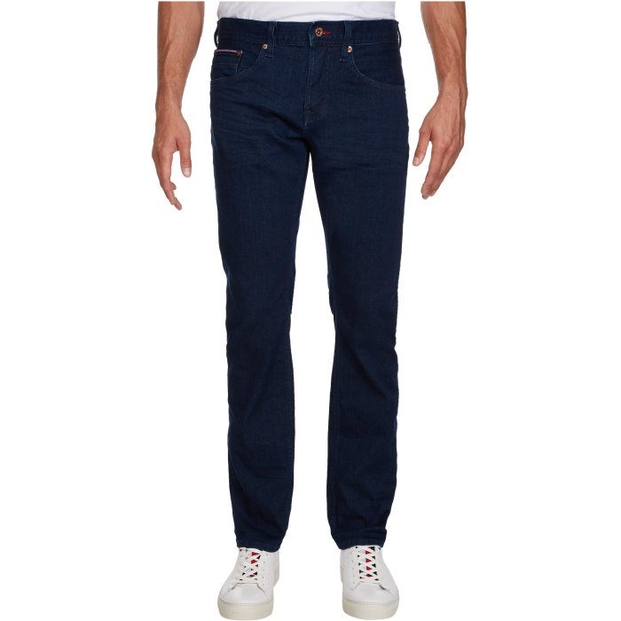 Tommy Hilfiger  - Tommy Hilfiger - Tapered Fit | Jeans Edom Blue