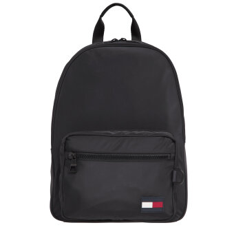 Tommy Hilfiger  - Tommy HIlfiger - Th Flag Backpack | Rygsæk Black