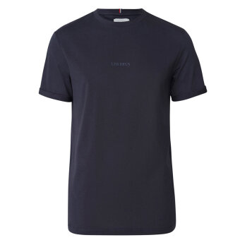 LES DEUX - Les Deux - Lens | T-shirt Dark Navy