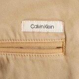 Calvin Klein  - Calvin Klein - Slim Stretch Twill | Chino Travertine