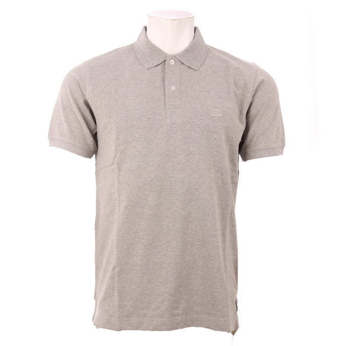 Signal - Signal - Nicky BCI | Polo T-shirt Light Grey Melange
