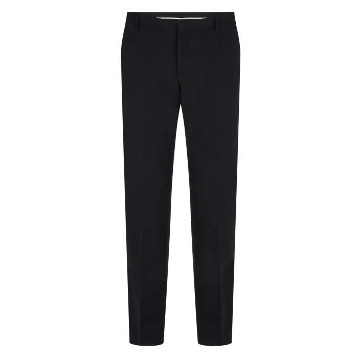Calvin Klein  -  Calvin Klein - Slim Wool Stretch | Habit Buks Black