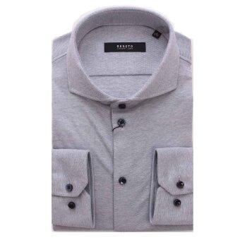 Desoto - Desoto - Luxury Line   Skjorte 503 Grå