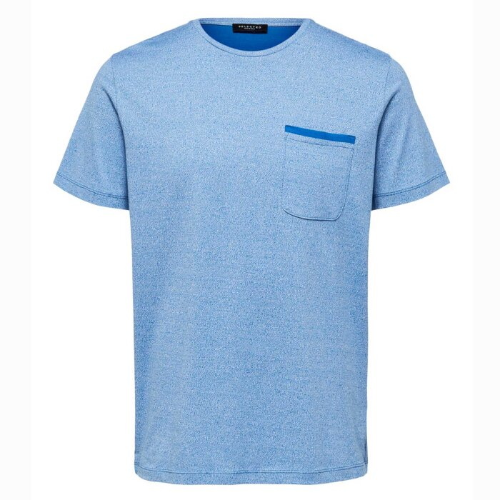 Selected - Selected - Dover SS | T-shirt Baleine