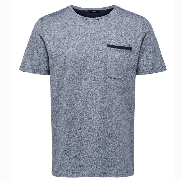 Selected - Selected - Dover SS | T-shirt Sky Captain