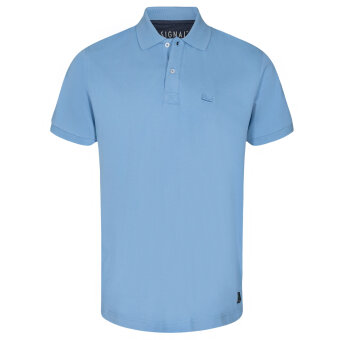 Signal - Signal - Nicky BCI | Polo T-shirt Blue Spring