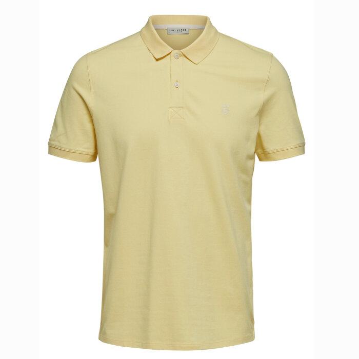 Selected - Selected - Shharo | Polo T-shirt Lemon Meringue