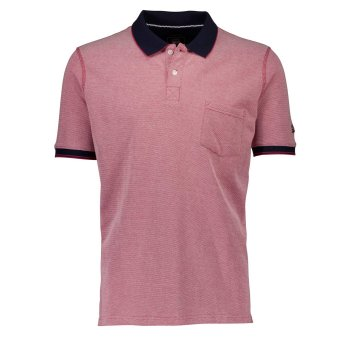 Signal - Signal - Benjamin Structure | Polo T-shirt Scooter Red